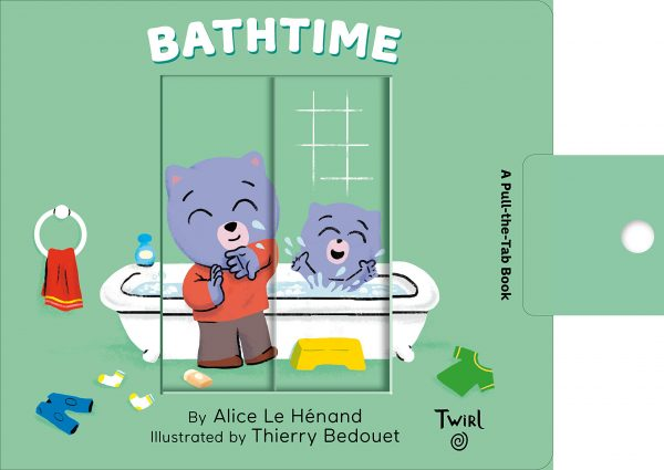 Pull and Play Bathtime