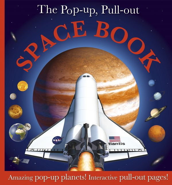 The Pop-up Pull-out Space Book