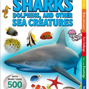 Sharks, Dolphins and Other Sea Creatures Ultimate Factivity Collection