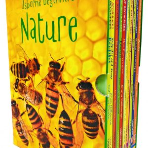 Usborne Beginners Nature Box Set