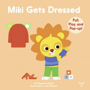 Miki Gets Dressed
