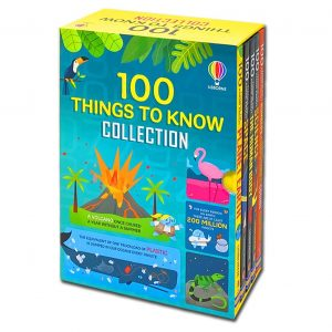 100 Things To Know Collection 5 Books Box Set